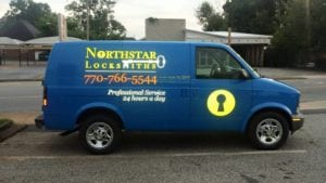 locksmith mobile shop van